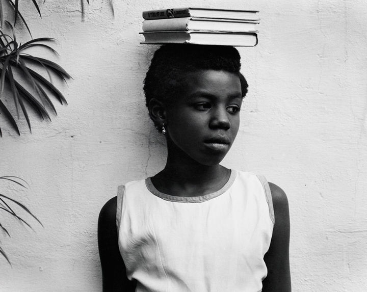 Paul Strand Anna Attinga Frafra, Accra, Ghana, 1964