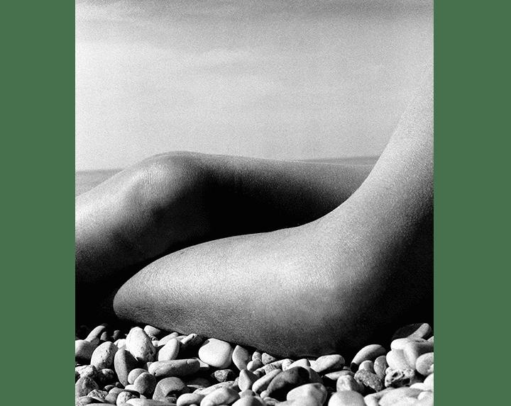 Bill Brandt Nu, Baie des Anges, França, 1959