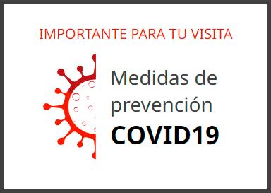 Medidas con la COVID - 19