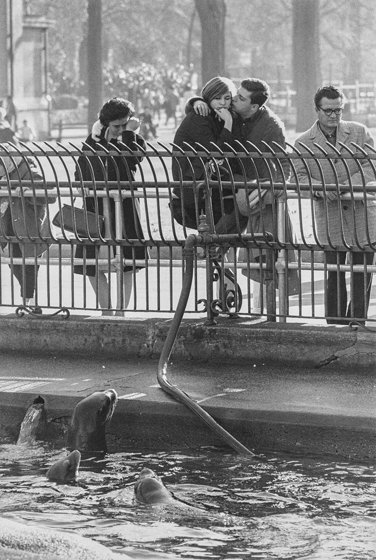 Garry Winogrand, Park Avenue, Nueva York,1959