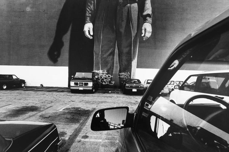 Garry Winogrand. Exposición Universal de Nueva York, 1964. Collection of Fundación MAPFRE, Madrid. © The Estate of Garry Winogrand, courtesy Fraenkel Gallery San Francisco
