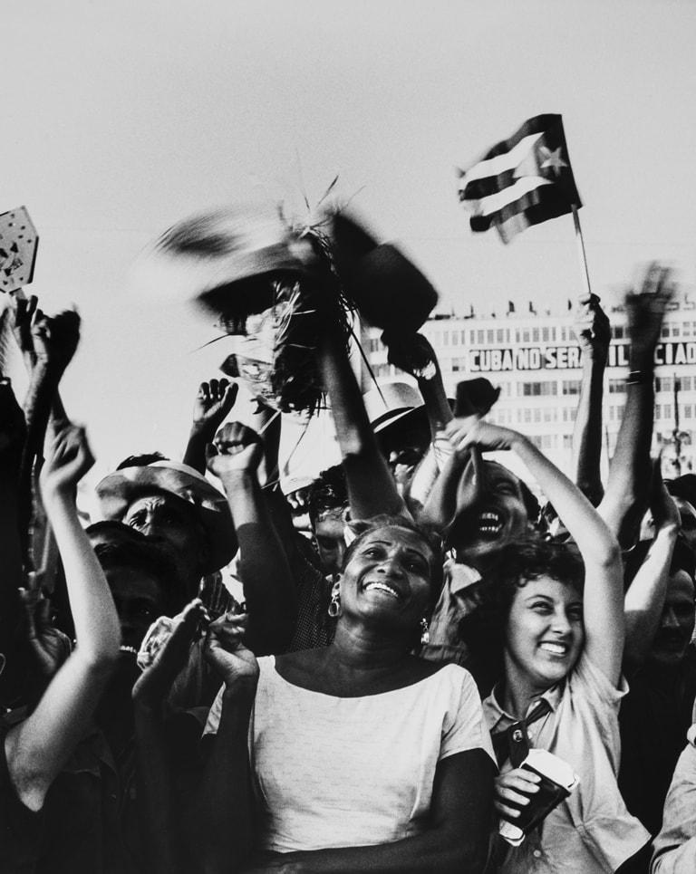 Paolo Gasparini 26 de julio, La Habana, 1961